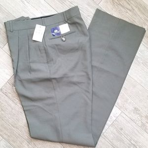 Men's Pleated Dress Pants